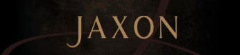 Logo for Jaxon Vineyards.