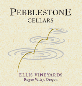 Logo for Pebblestone Cellars.